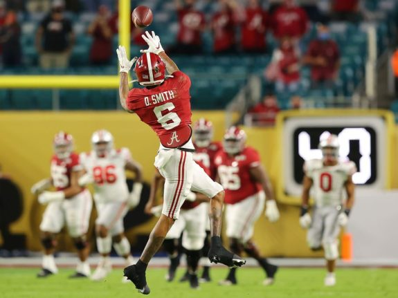 CFP National Championship Presented by AT&T – Ohio State v Alabama