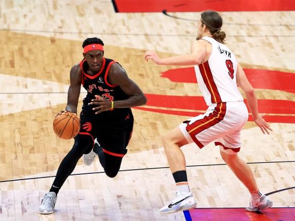 Miami Heat v Toronto Raptors
