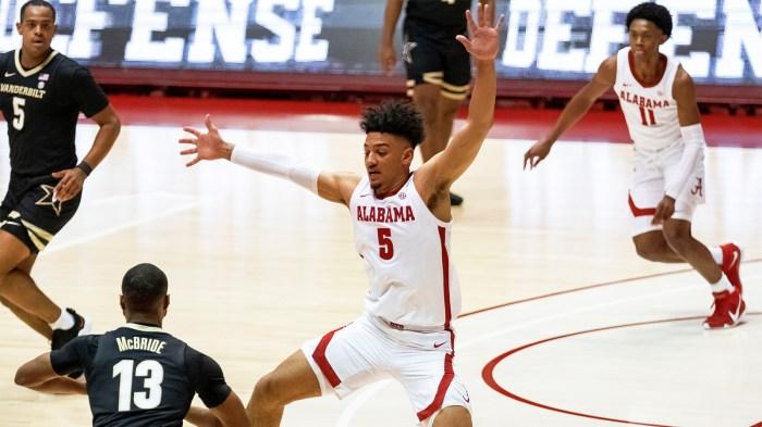 Alabama Is Looking Like An SEC Powerhouse … In Basketball - FiveThirtyEight