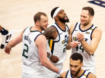 Utah Jazz v Indiana Pacers