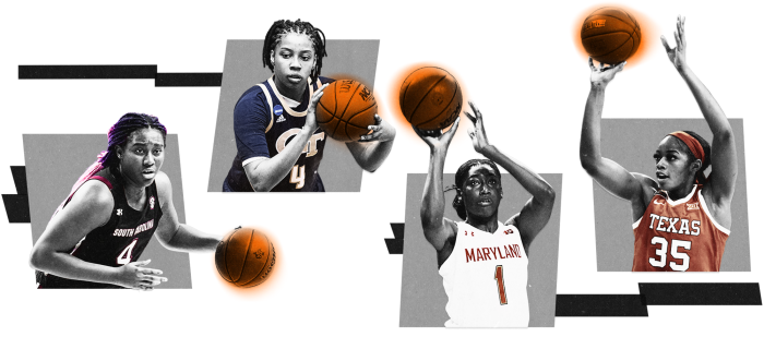There's More To The Women's Sweet 16 Than UConn-Iowa