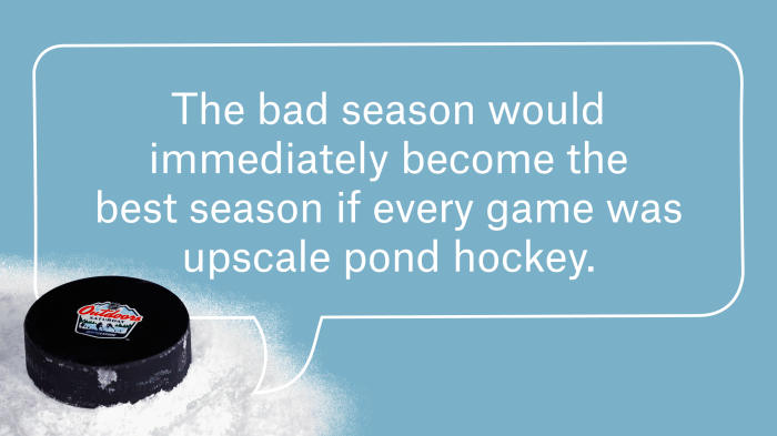 What We've Been Watching In An Extra-Weird NHL Season