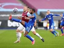 West Ham United v Leicester City – Premier League