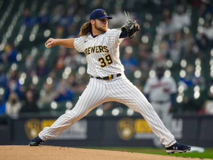 Corbin Burnes Went From Bad To Elite, And He's Taking The Brewers' Rotation With Him   FiveThirtyEight