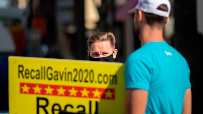 California Voters Should Start Preparing For A Recall Election