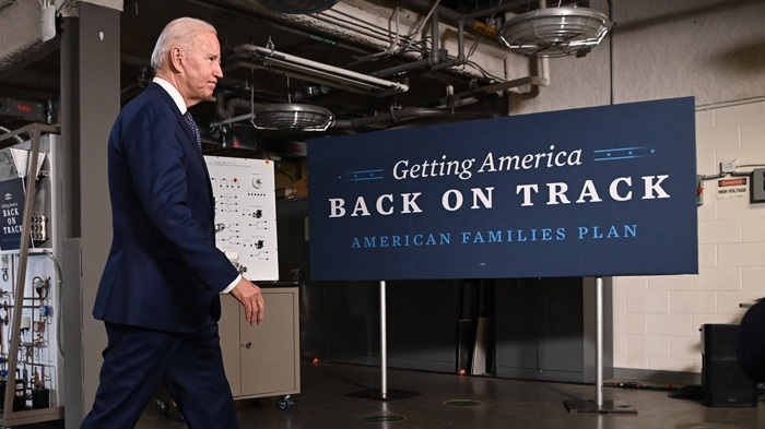 Biden's Push For Big Government Solutions Is Popular Now — But It Could Backfire