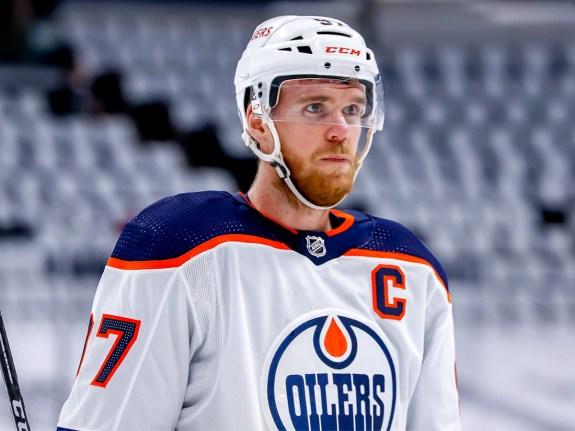 Edmonton Oilers v Winnipeg Jets – Game Three