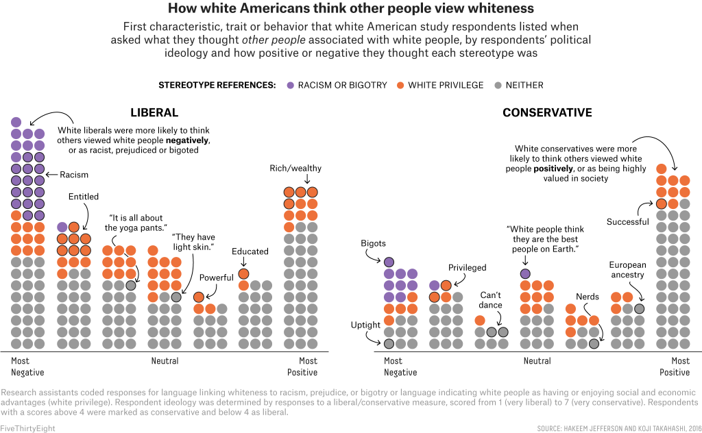 How The Politics Of White Liberals And White Conservatives Are Shaped By Whiteness 1