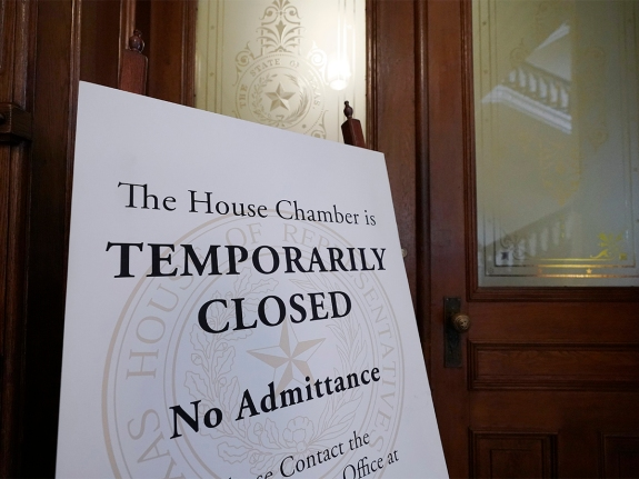 Texas Legislature Voting Bills