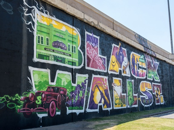 On Black Wall Street, Hope And Fear As Trump Comes To Tulsa