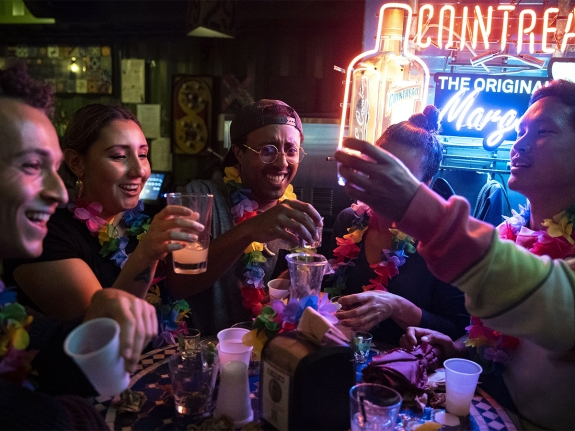 DC Nightlife As Bars Open At Full Capacity Following Covid Restrictions