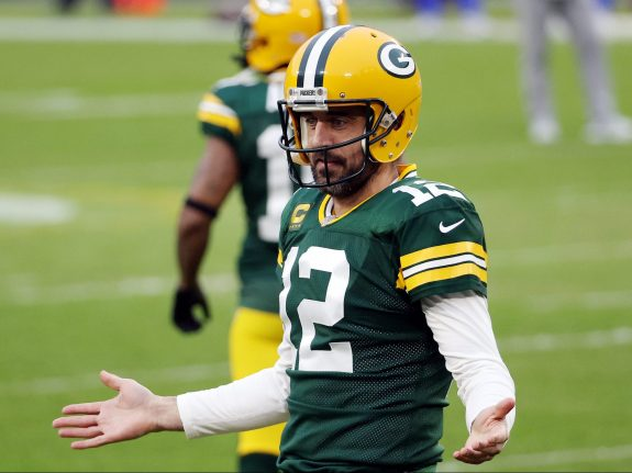 Divisional Round – Los Angeles Rams v Green Bay Packers