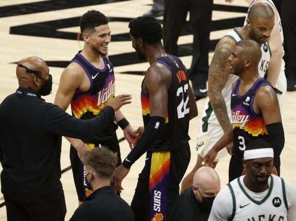 2021 NBA Finals – Game One