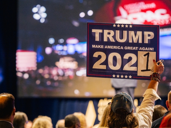 2021 CPAC Conference Features Donald Trump And Conservative Luminaries