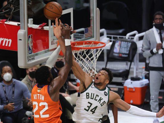 2021 NBA Finals – Game Four