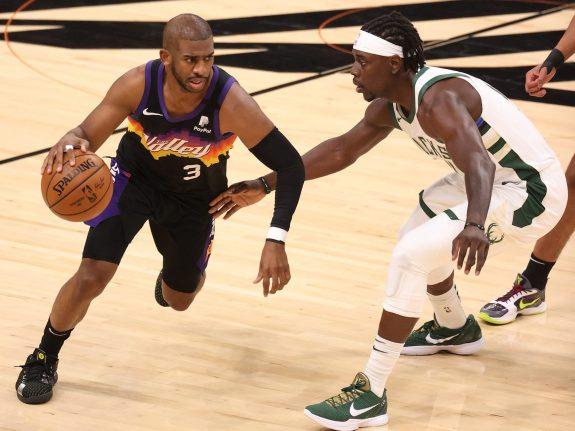 2021 NBA Finals – Game Five