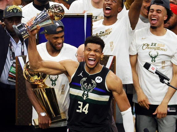 2021 NBA Finals – Game Six