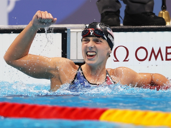 Swimming – Olympics: Day 5