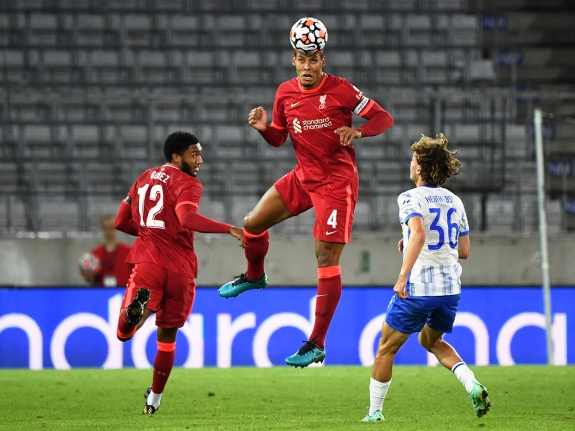 Hertha BSC – Liverpool FC