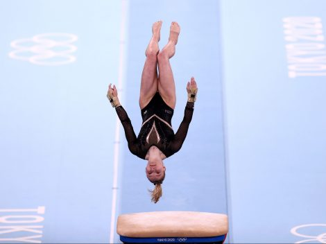 Gymnastics – Artistic – Olympics: Day 9