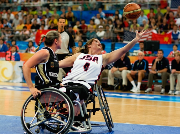 Beijing 2008 – Paralympic Games – Basketball