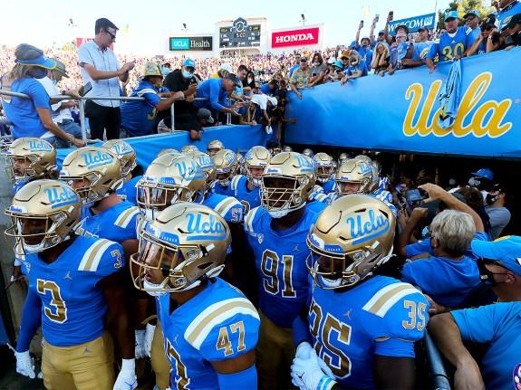 UCLA LSU football