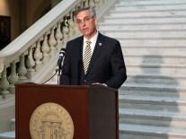Georgia Electoral College Voters Cast Ballots Amid Protests