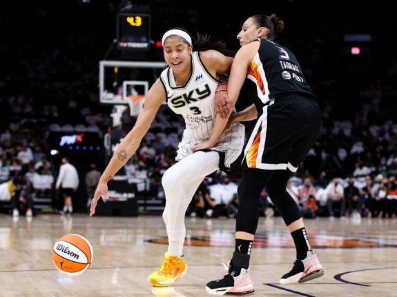 WNBA Finals – Game One