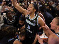 WNBA Finals – Game Four